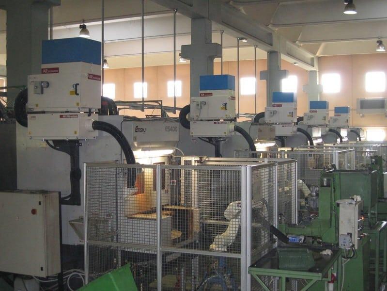 AR Filtrazioni Case History Portfolio Filtrazione Nebbie Oleose Enshu