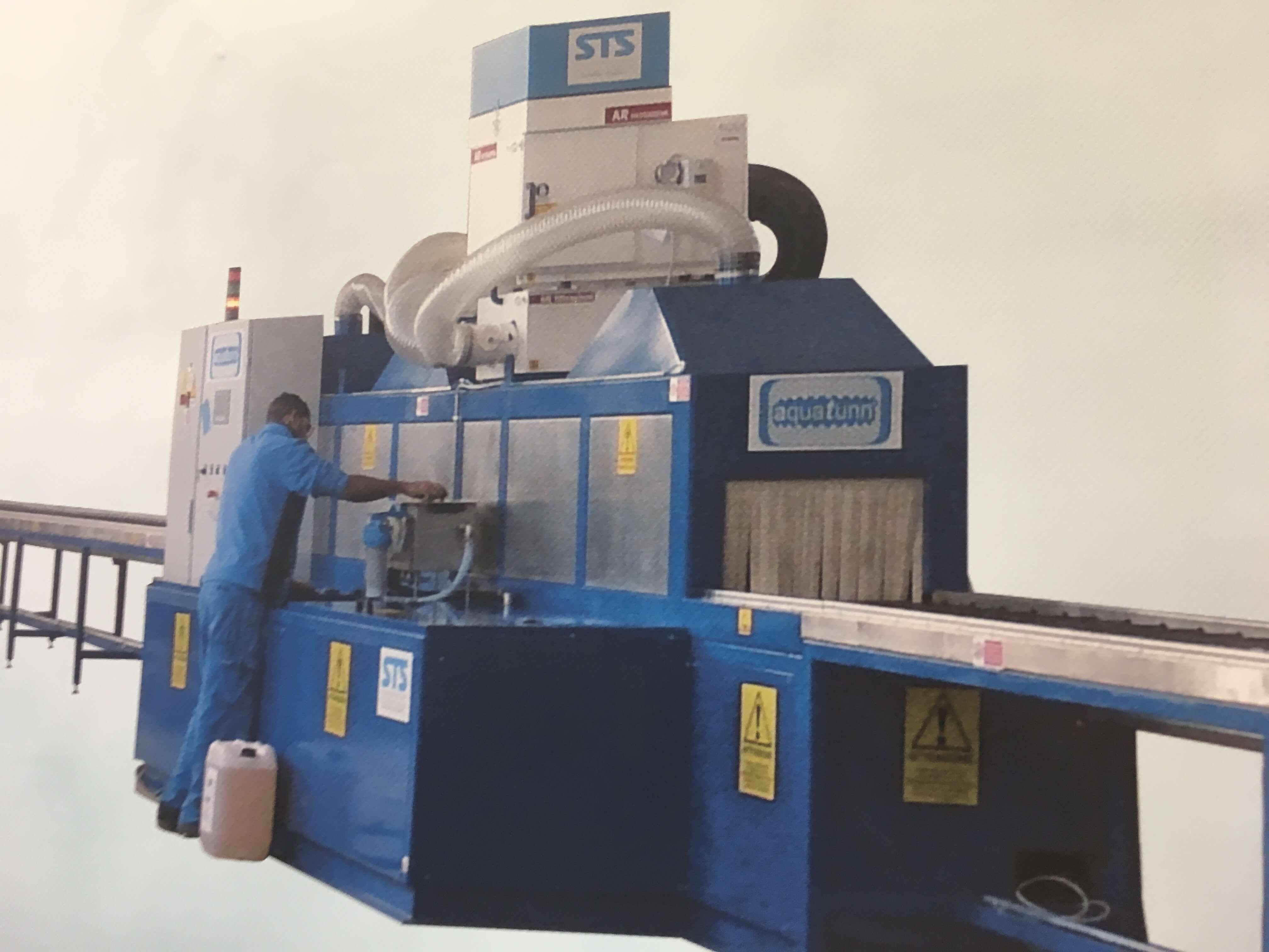 AR Filtrazioni | Filtri per vapori lavametalli industriali, lavapezzi, lavatrici con filtro a coalescenza