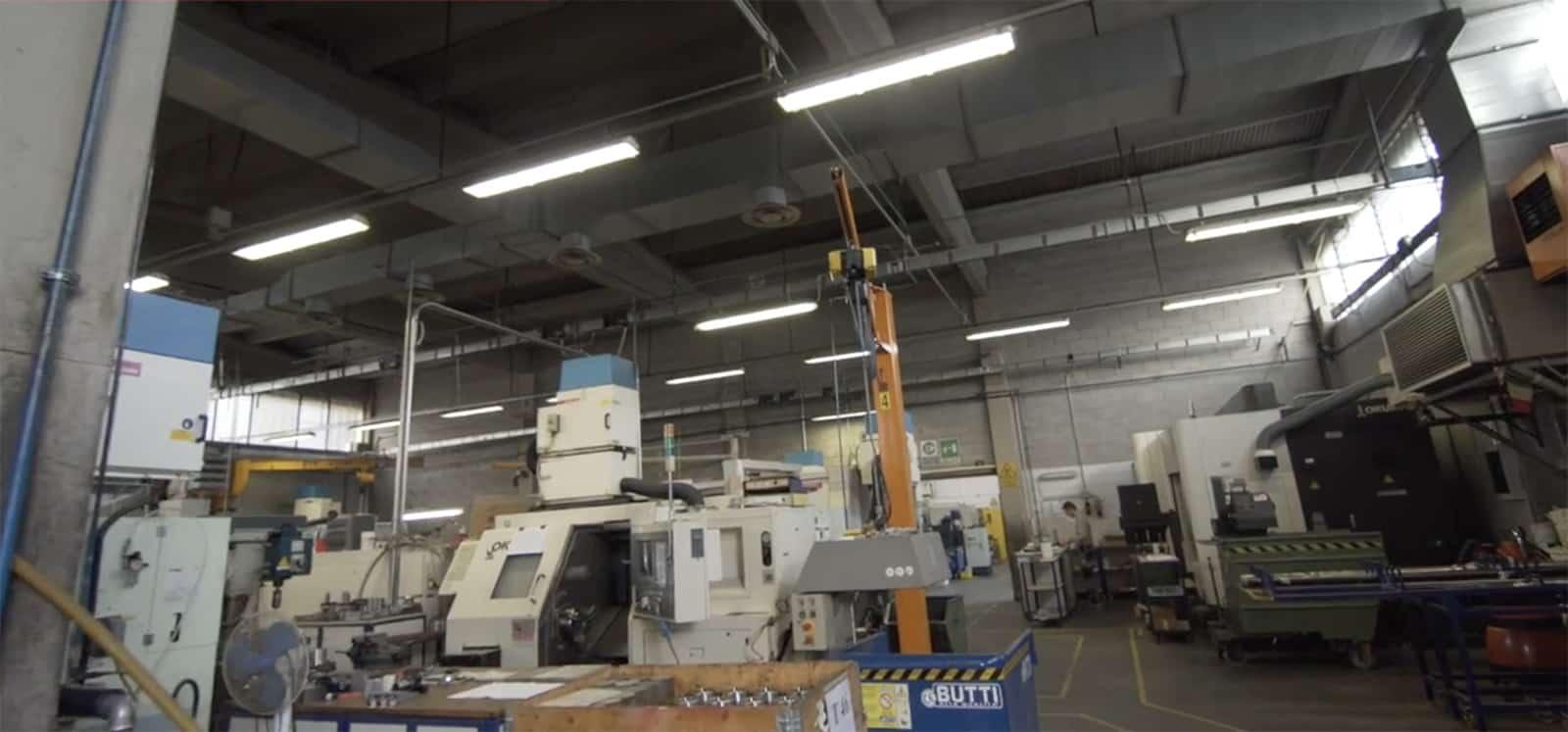 AR Filtrazioni Case History Portfolio Filtrazione Nebbie Oleose Video PMP Meccanica