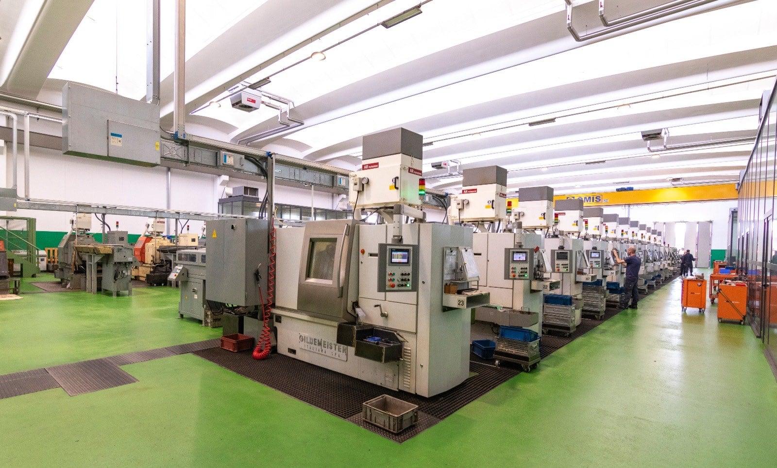 AR Filtrazioni Case History Portfolio Filtrazione Nebbie Oleose Benefits of Clean Shop Air for machinery with AR FILTRAZIONI mist collectors – 07.2021